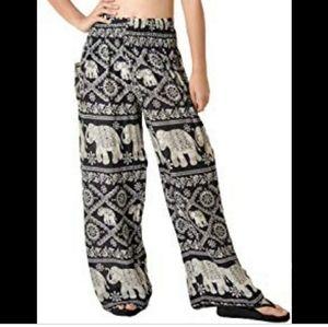 Show me your Mumu Aztec Design Wide  Pants